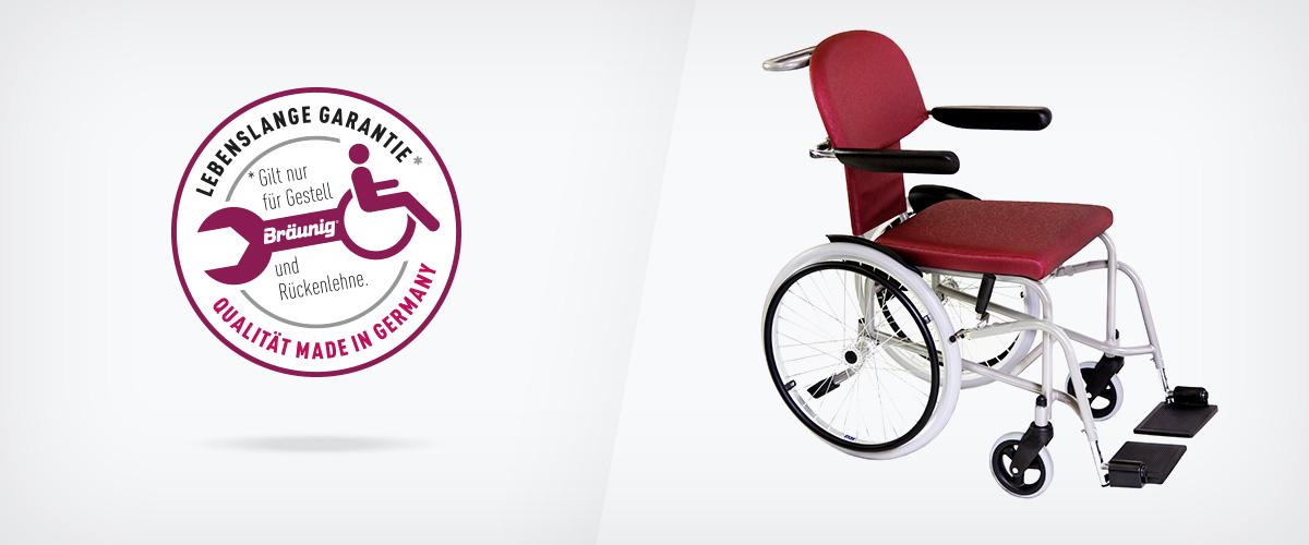 Rollstuhlbau Bräunig
